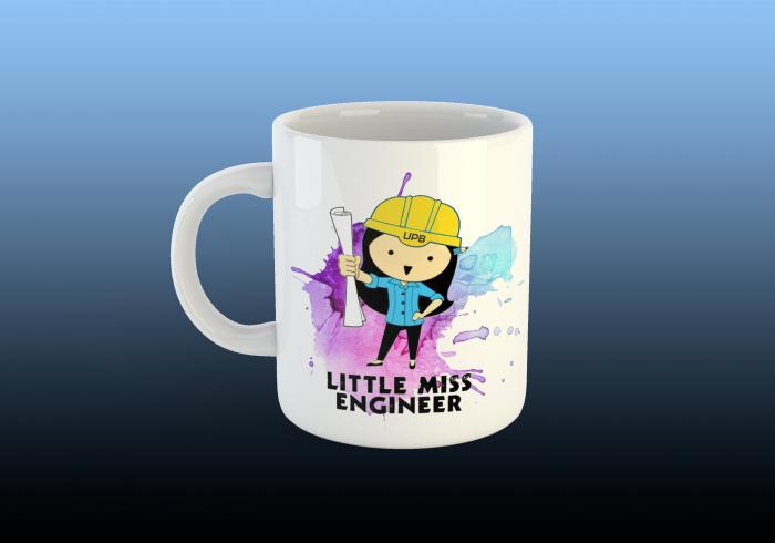 Little miss engineer 0