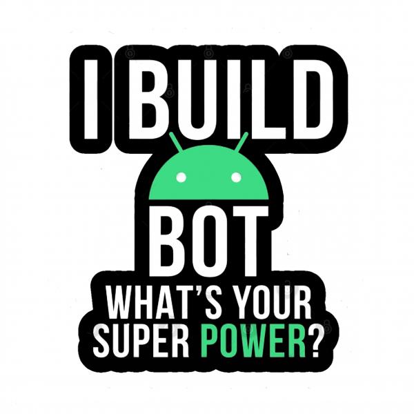 I build bot 1
