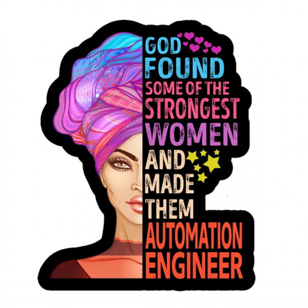 Automation Engineer Woman 1