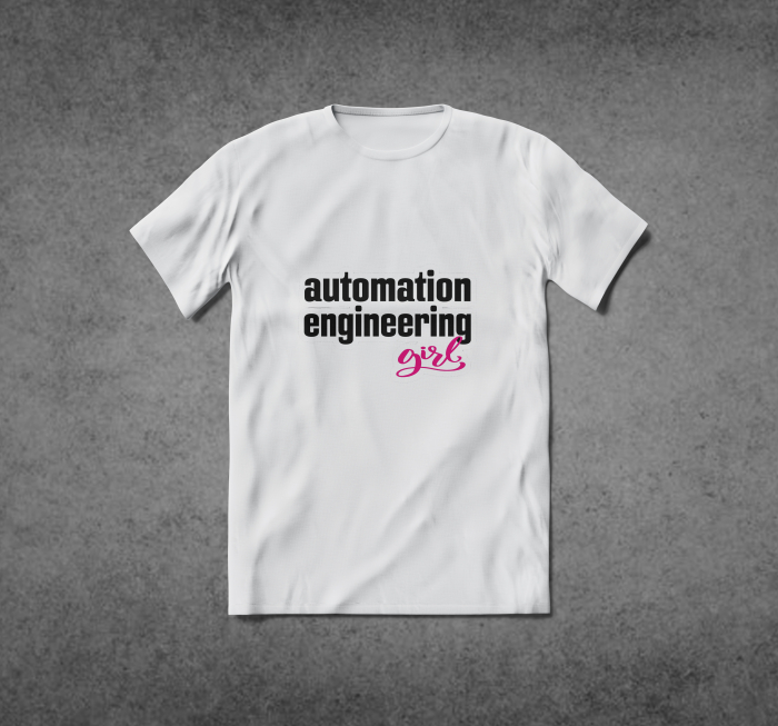 Automation Engineer Girl 0