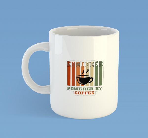 Engineer powered by coffee [0]