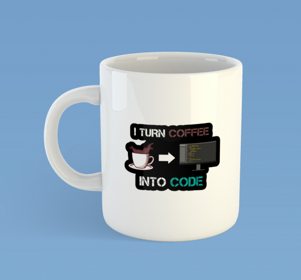 I turn coffee into code 0