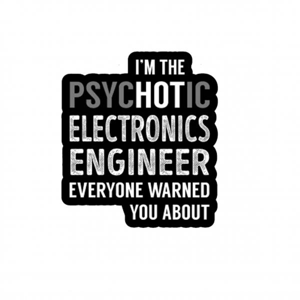 I'm the psiHOTic Electronics Engineer 1