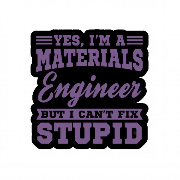 Materials Engineer [1]