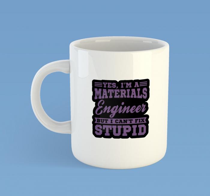 Materials Engineer [0]
