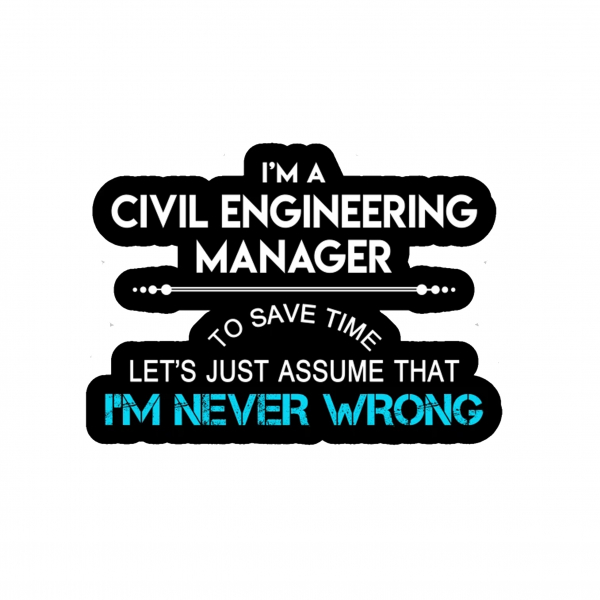 Civil Engineering Manager 1