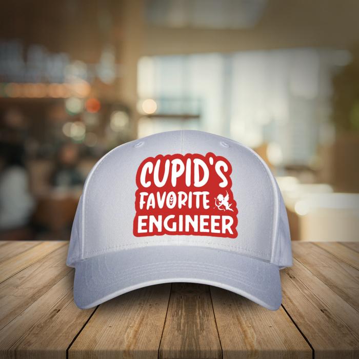 Cupid's favorite Engineer 0