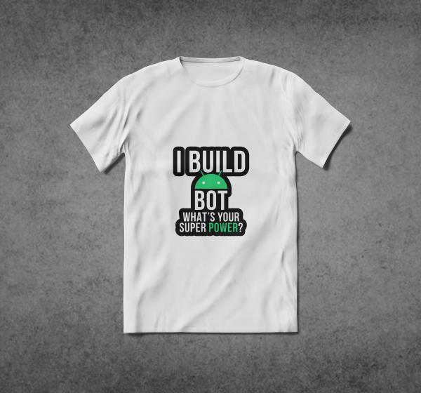 I build bot 0