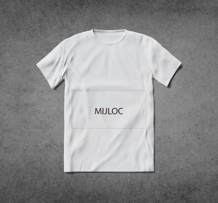 Tricou Personalizat 2