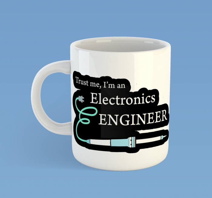 Trust me - I'm an Electronics Engineer [0]