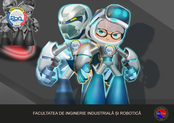 INGINERIE INDUSTRIALĂ ȘI ROBOTICĂ 0