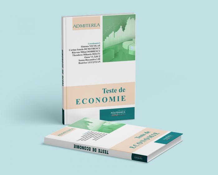 Culegere admitere Economie UPB 0