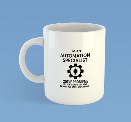 Automation Specialist [0]