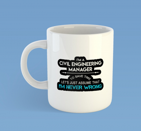 Civil Engineering Manager [0]