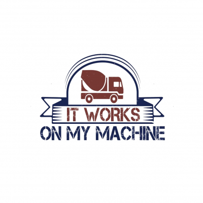 It works on my machine [1]
