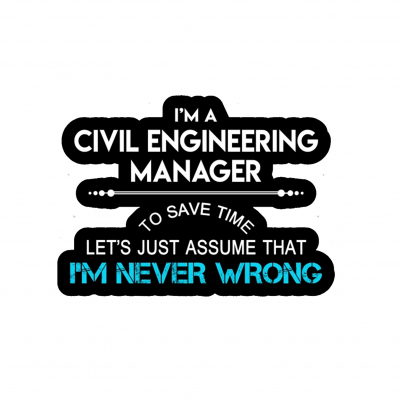 Civil Engineering Manager [1]