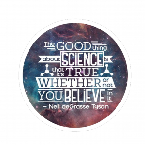 The good thing about science [1]