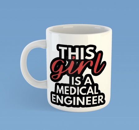 This girl is a Medical Engineer0