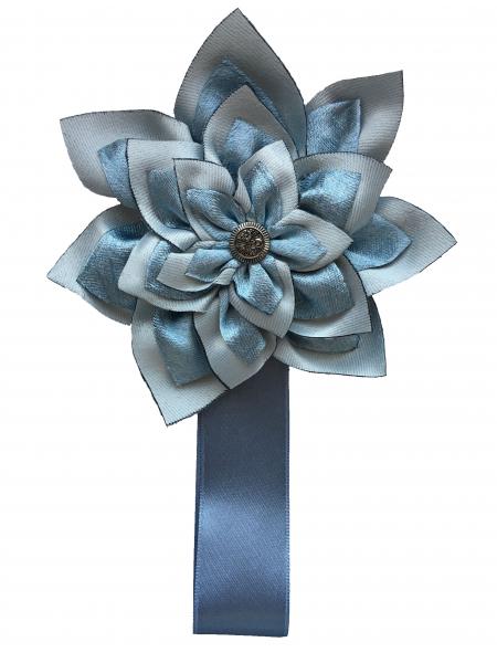 Magnet pentru draperie , culoare albastru deschis 0