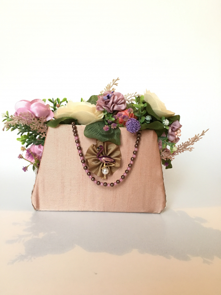 Aranjament floral handmade, unicat 0