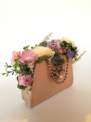 Aranjament floral handmade, unicat 1