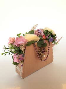 Aranjament floral handmade, unicat1