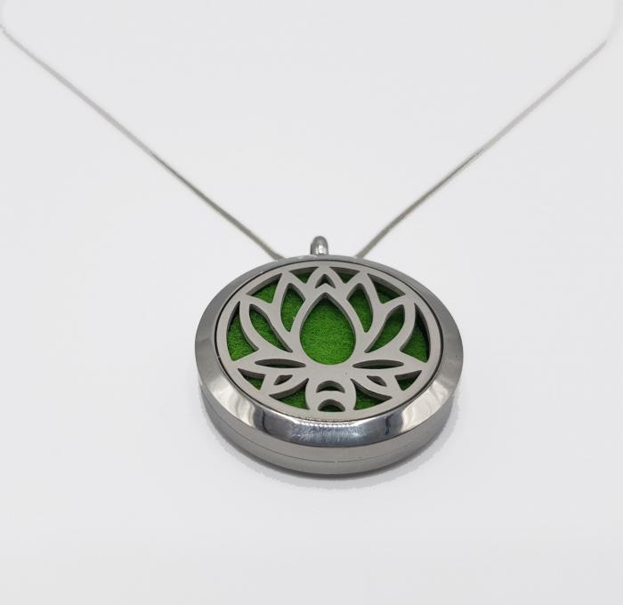 Colier difuzor Lotus [2]