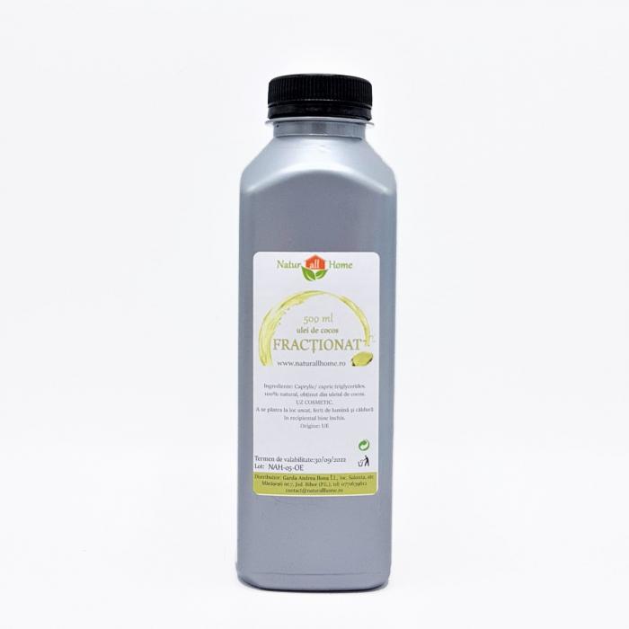 Ulei de cocos fractionat caprilis [0]