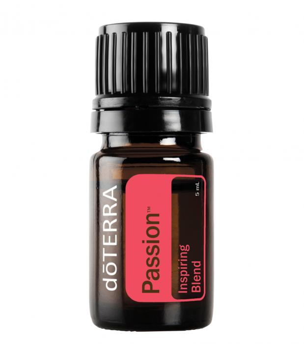 Ulei esential doTERRA Passion®, 5 ml [0]