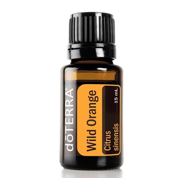 Ulei esential doTERRA Wild Orange, 15 ml [0]