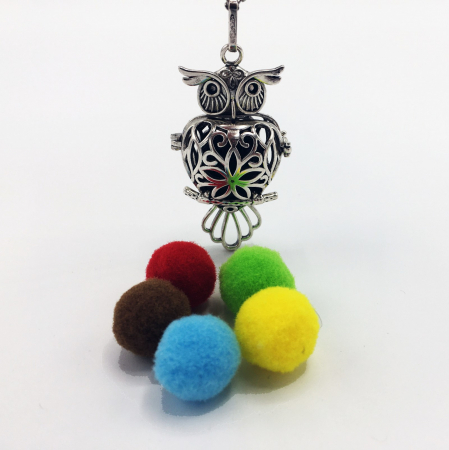 Colier aromaterapie Magic Owl [2]
