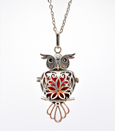 Colier aromaterapie Magic Owl [1]