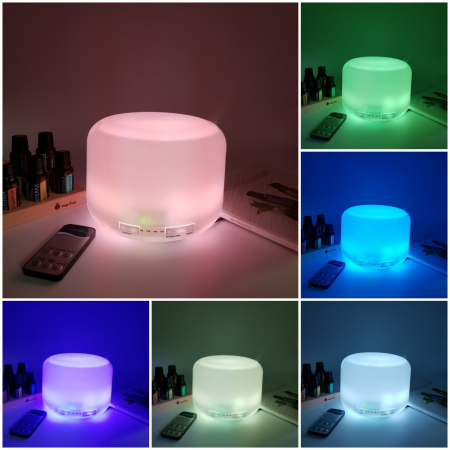 Difuzor Magic Light cu telecomanda [1]