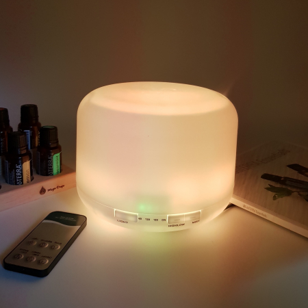 Difuzor Magic Light cu telecomanda [3]