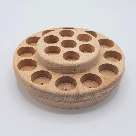 Suport rotativ Circles, 19 sticlute [1]