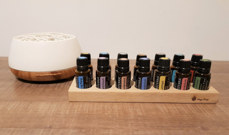 Suport the Essentials, 14 sticlute, stejar [0]