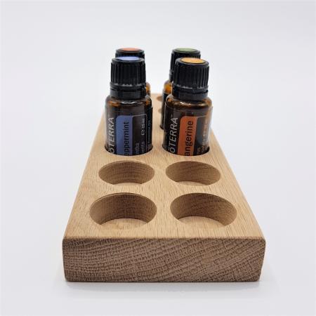 Suport the Essentials, 14 sticlute, stejar [8]