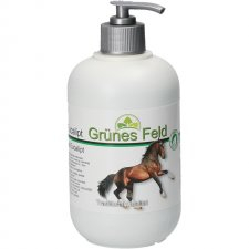 Grunes Feld Gel Puterea Calului cu Ulei de Eucalipt  500ml 0