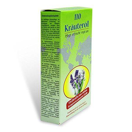 Ulei Terapeutic 110 Plante Medicinale Krauterol, 100ml 1