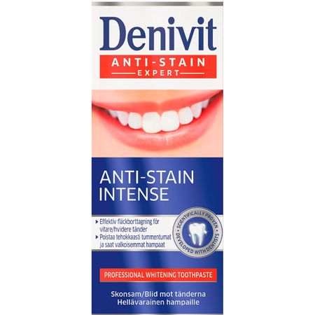 DENIVIT ANTI-STAIN INTENSE PASTA DE DINTI ANTI-PETE 50ml