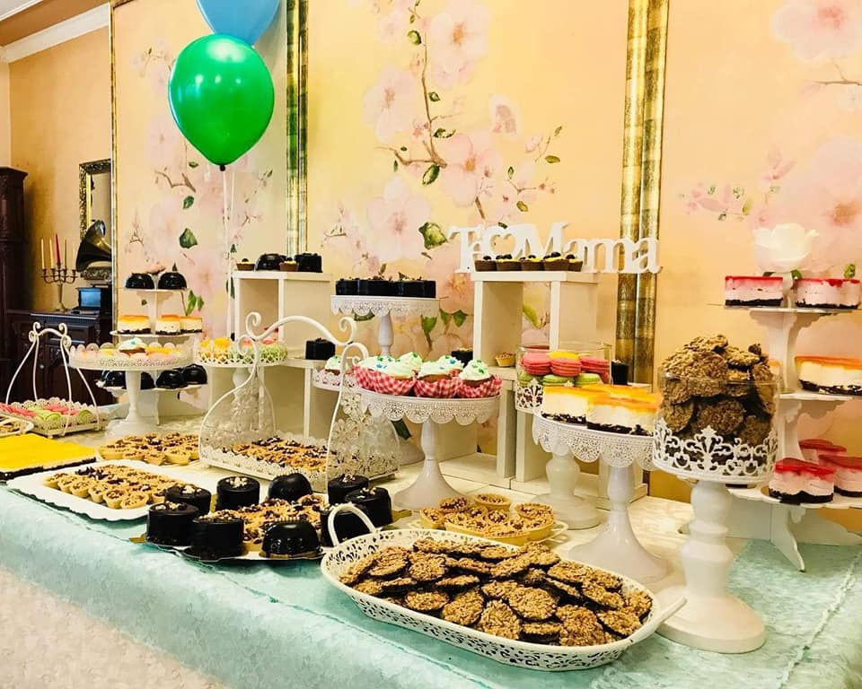 candy bar botez floris baia mare