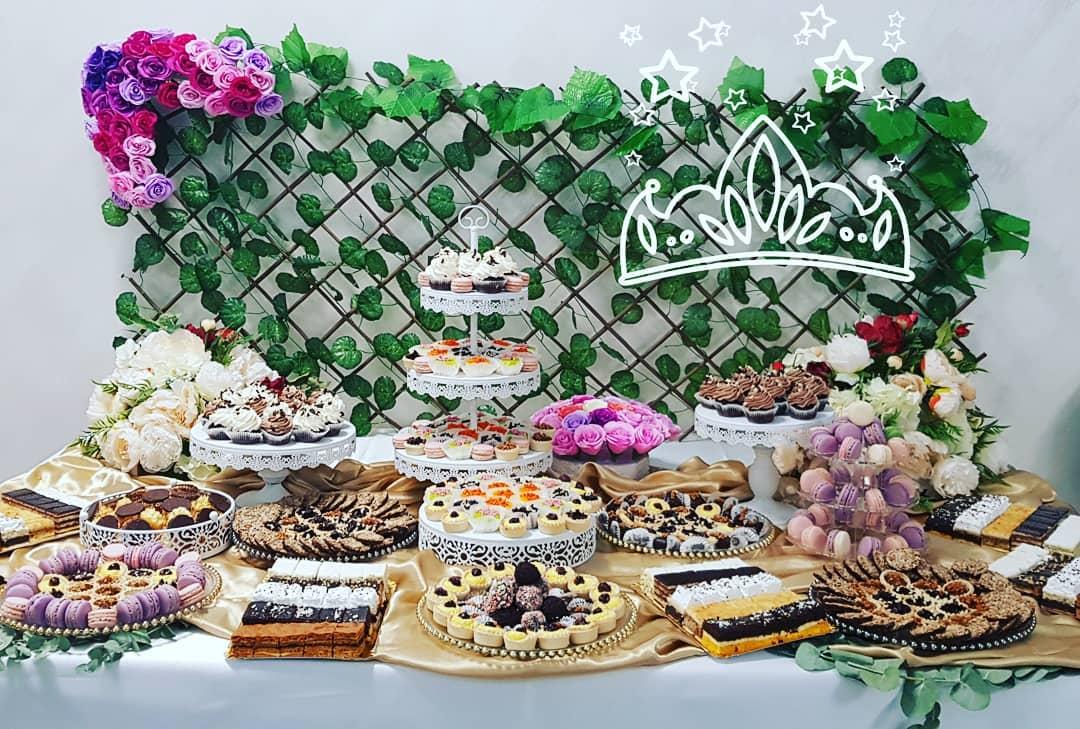 candy bar floral baia mare nunta mai dulce