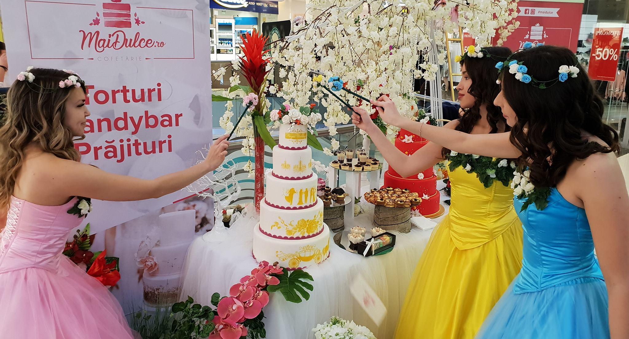 Tort nunta Cofetaria Mai Dulce Baia Mare