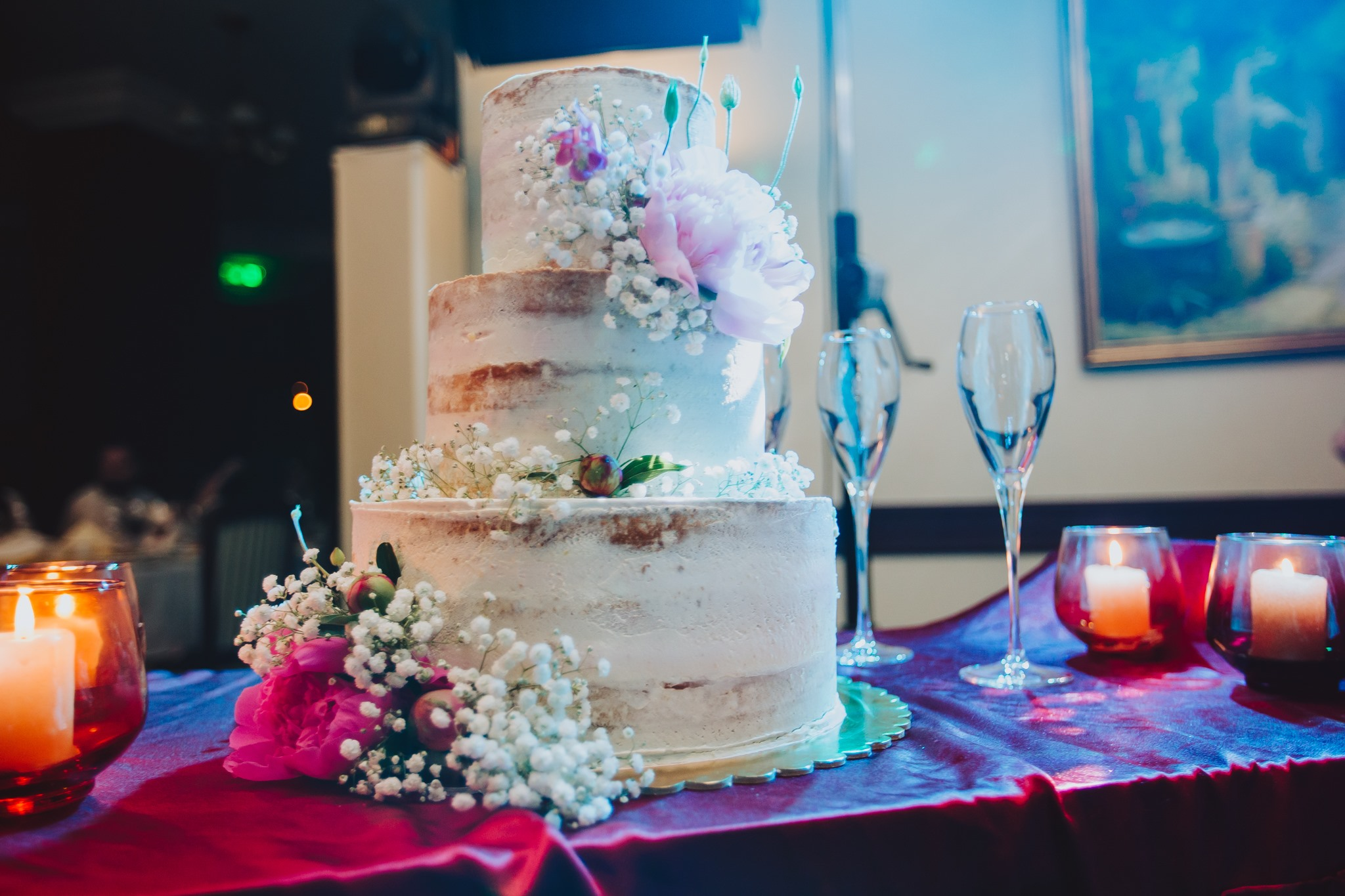 tort nunta Marian si Ioana - Hotel Magus - Cofetaria Mai Dulce Baia Mare