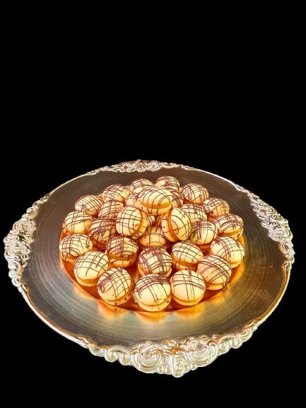 Fursecuri Nero - marmelada de caise si vanilie 0