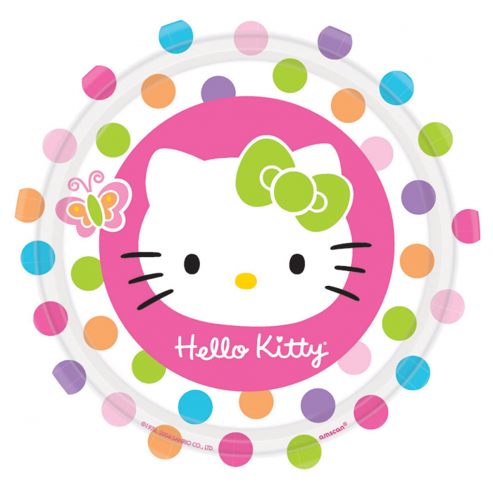 Imagini printate Hello Kitty