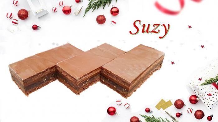 Prajitura Suzy - ciocolata 0