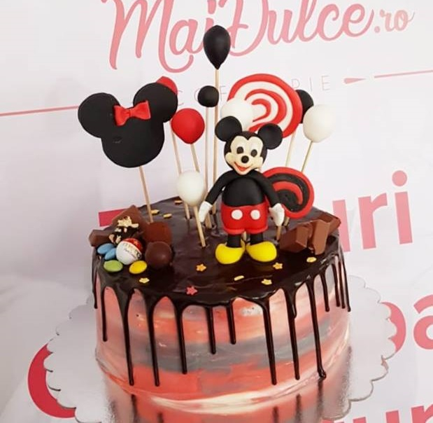 tort Mikey Mouse 0
