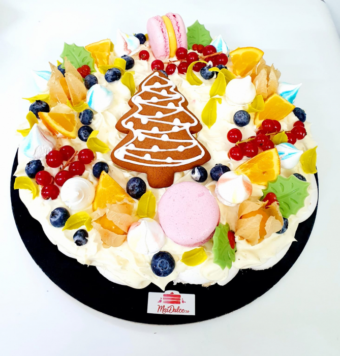 Tort Pavlova 2