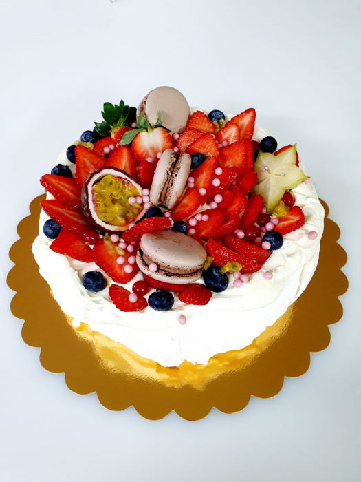 Tort Pavlova 0